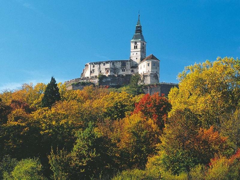 Burg Guessing im Burgenland