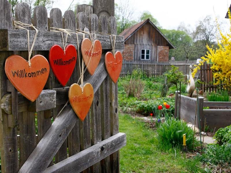 Landhofmuehle Frühling
