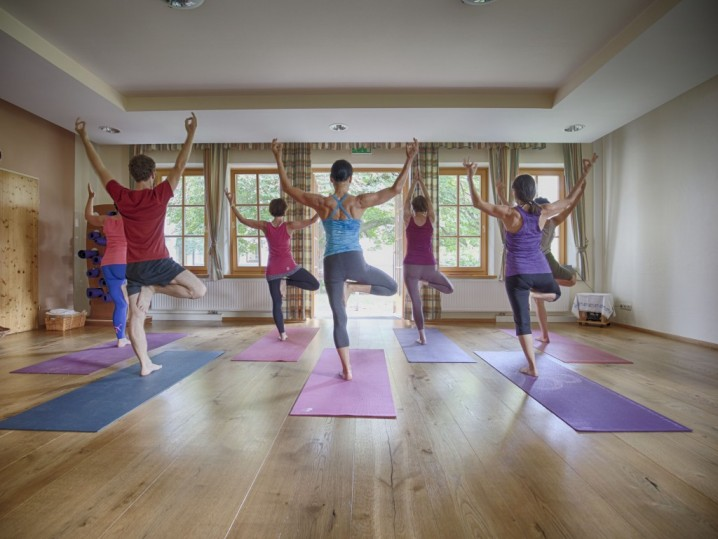 yogaretreat in der landhofmühle