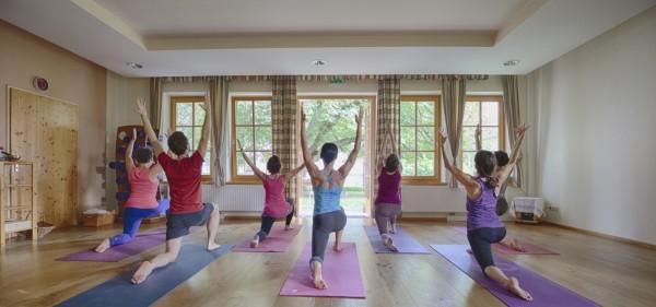 Yoga mit Frau Butsch
