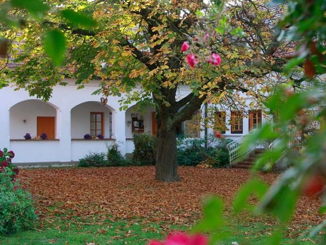 Hotel Landhofmuehle Herbst